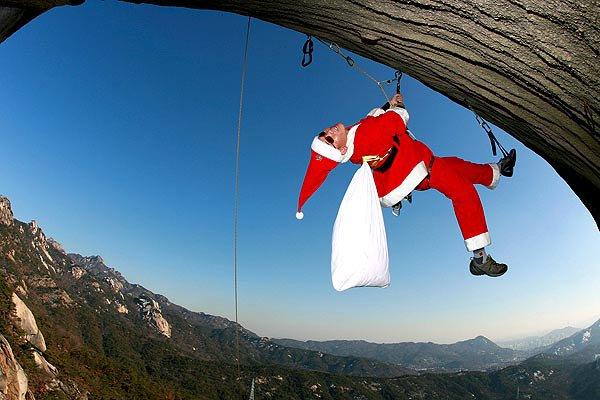 Happy climber Christmas!